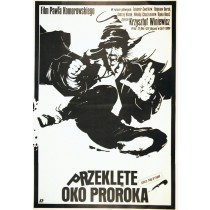 Auge des Propheten Paweł Komorowski Jakub Erol Polnische Plakate