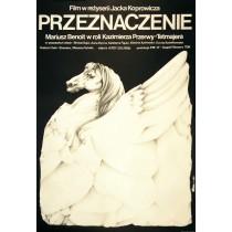 Vorsehung Jacek Koprowicz Jakub Erol Polnische Plakate