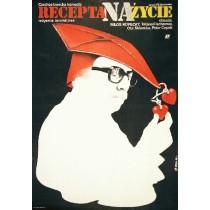 Verlängerte Zeit Jaromil Jires Jakub Erol Polnische Plakate