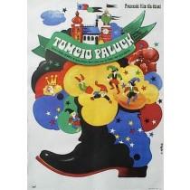 Tom Thumb Jakub Erol Polnische Plakate