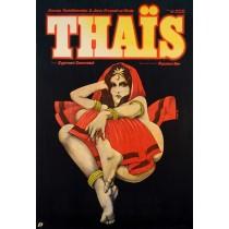 Thais Jakub Erol Polnische Plakate