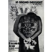 In Broad Daylight Jakub Erol Polnische Plakate