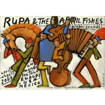 Rupa and the April Fishes  Polnische Plakate