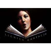 Legnica Cantat 38. Wiesław Grzegorczyk Polnische Plakate