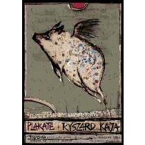 Ryszard Kaja Plakate Ryszard Kaja Polnische Plakate
