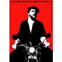 Bikerklub 22 Ryszard Kaja Polnische Plakate