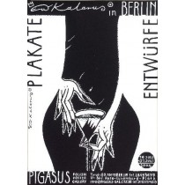 Plakate und Entwürfe Roman Kalarus Polnische Plakate