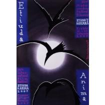 Etiuda Anima 2 Roman Kalarus Polnische Plakate