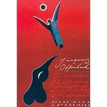 Hoffmanns Erzählungen Roman Kalarus Polnische Plakate