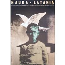 Absprung Sławomir Idziak Andrzej Klimowski Polnische Plakate
