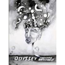 Odyssey Theatre Ensamble Leonard Konopelski Polnische Plakate