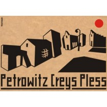 Petrowitz Creys Pless Michał Książek Polnische Plakate