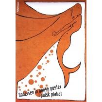 Andersen in Polish poster Michał Książek Polnische Plakate