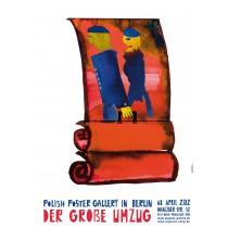 Grosse Umzug Sebastian Kubica Polnische Plakate