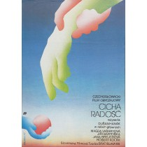 Stille Freude Mirosław Łakomski Polnische Plakate