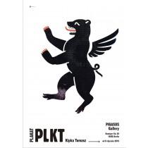 Plakat Tomasz Kipka Stefan Lechwar Polnische Plakate