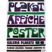 Plakat Affiche Poster Jan Lenica Polnische Plakate