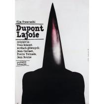 Monsieur Dupont Yves Boisset Lech Majewski Polnische Plakate