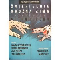 Dead of Winter Arthur Penn Grzegorz Marszałek Polnische Plakate