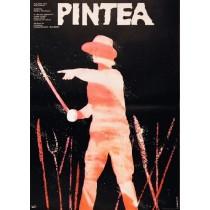 Pintea Eiserne Faust Mircea Moldovan Jacek Neugebauer Polnische Plakate