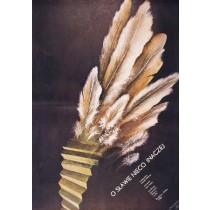 Schattenseite des Ruhmes Peter Solan Marian Nowiński Polnische Plakate