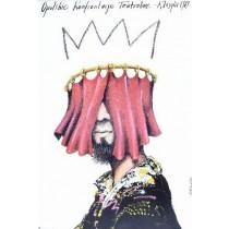 Theaterkonfrontationen Opole, 15. Andrzej Pągowski Polnische Plakate
