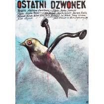 Letzte Klingelzeichen, Das Magdalena Lazarkiewicz Andrzej Pągowski Polnische Plakate
