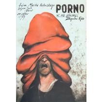 Porno Marek Koterski Andrzej Pągowski Polnische Plakate