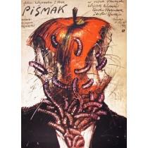 Kunstschreiber Wojciech Has Andrzej Pągowski Polnische Plakate