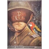Geburtstag Andrzej Pągowski Polnische Plakate