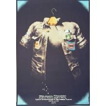 Internationales Theaterfestival der Avantgarde Jan Jaromir Aleksiun Polnische Plakate