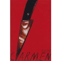 Carmen Georges Bizet Jędrzej Bobowski Polnische Plakate