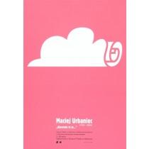 Maciej Urbaniec Gioconda bin ich Piotr Garlicki Polnische Plakate