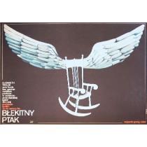 Blaue Vogel George Cukor Anna Mikke Polnische Plakate