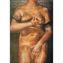 Arme der Venus Mircea Dragan Jaime Carlos Nieto Polnische Plakate