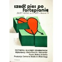 Reise nach Varna Vladimir Grammatikov Jaime Carlos Nieto Polnische Plakate