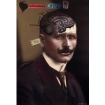 Extraordinary Circus Kaja Renkas Polnische Plakate