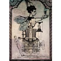 Caradiso Kaja Renkas Polnische Plakate