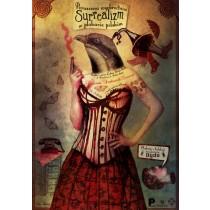 Bewegte Phantasie Surrealismus in der polnischen Plakat Kaja Renkas Polnische Plakate