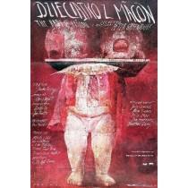 Das Wunder von Macon Peter Greenaway Wiktor Sadowski Polnische Plakate