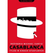 Casablanca Michael Curtiz Joanna Górska Jerzy Skakun Polnische Plakate