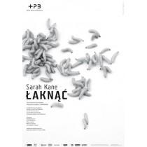 Gier Sarah Kane Joanna Górska Jerzy Skakun Polnische Plakate