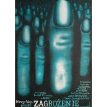 Endangerment Romuald Socha Polnische Plakate