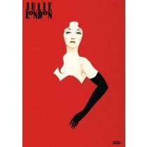 Julie London  Polnische Plakate