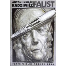 Faust Franciszek Starowieyski Polnische Plakate