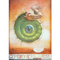 Trauung Franciszek Starowieyski Polnische Plakate
