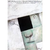 Exlibrisbiennale - 16. Stasys Eidrigevicius Polnische Plakate