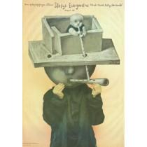 Ausstellung in BWA-Galerie Puławy Stasys Eidrigevicius Polnische Plakate