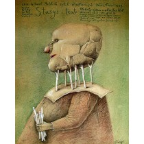 Ausstellung Stasys und Theater Stasys Eidrigevicius Polnische Plakate