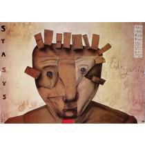 Stasys-Plakate aus der Sammlung Dydo Stasys Eidrigevicius Polnische Plakate